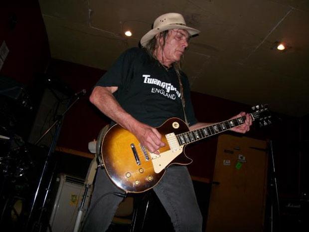Würzel, Leader Of Down, ex. Gitarrist von Motörhead,