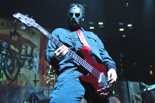 Paul Gray (8. April 1972 - 24. Mai 2010)