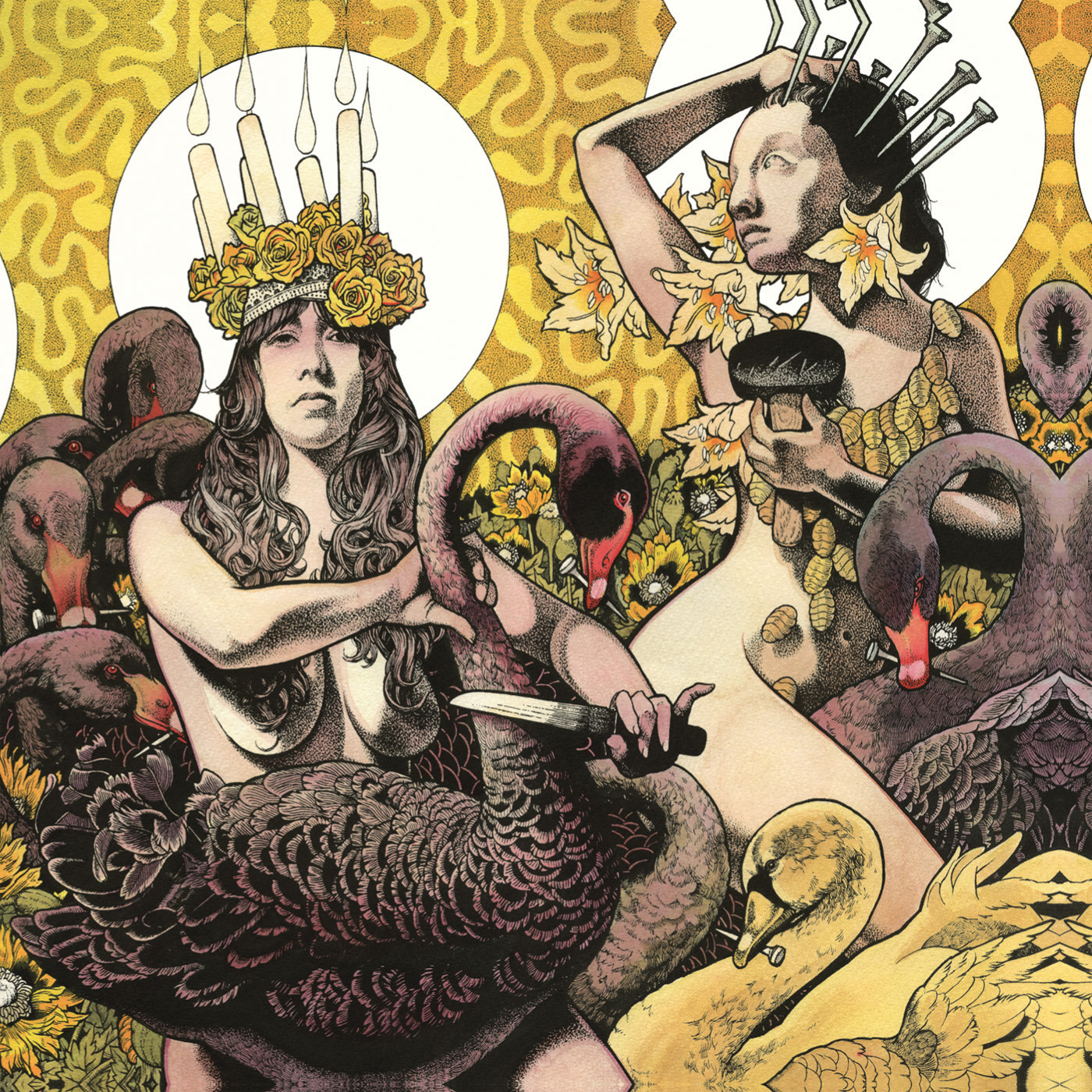 Baroness YELLOW & GREEN (2012)