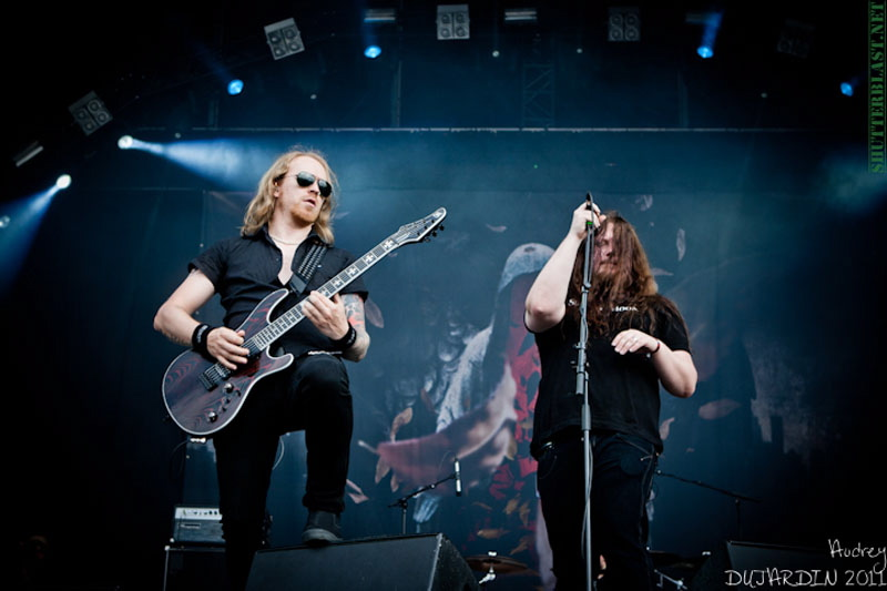 Katatonia, live, Tuska Open Air 2011