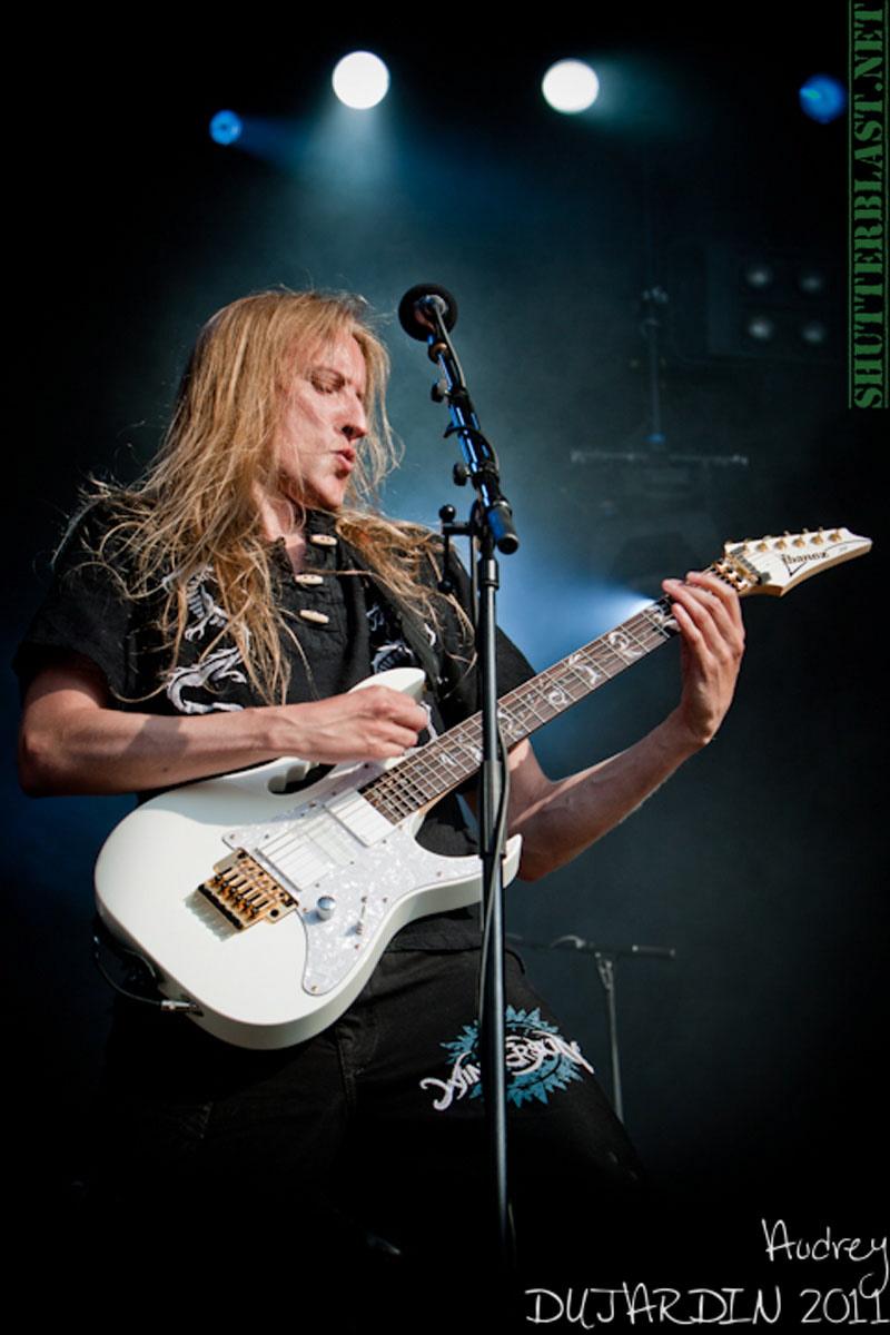 Wintersun, live, Tuska Open Air 2011