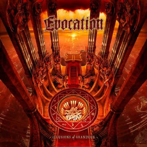 Evocation ILLUSIONS OF GRANDEUR (2012)
