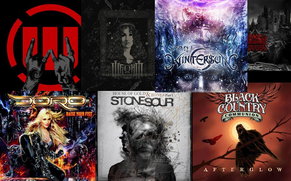 Diese Alben erscheinen am 19.10.2012