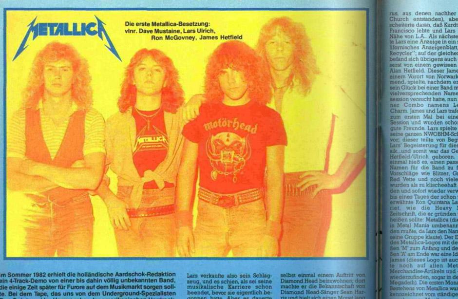 METAL HAMMER-Ausgabe 12/1987