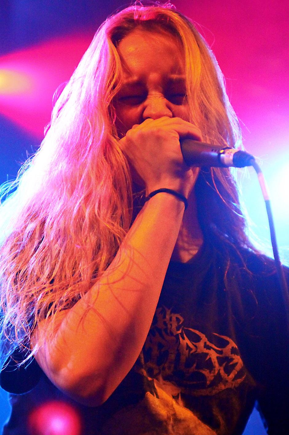Cerebral Bore live, Hell Inside 2012