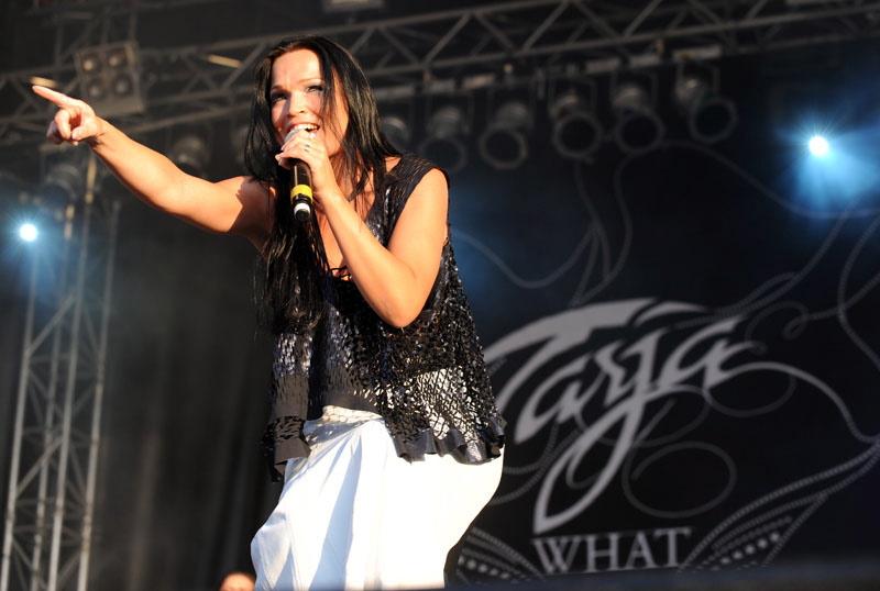 Tarja, live, Rock Harz 2011