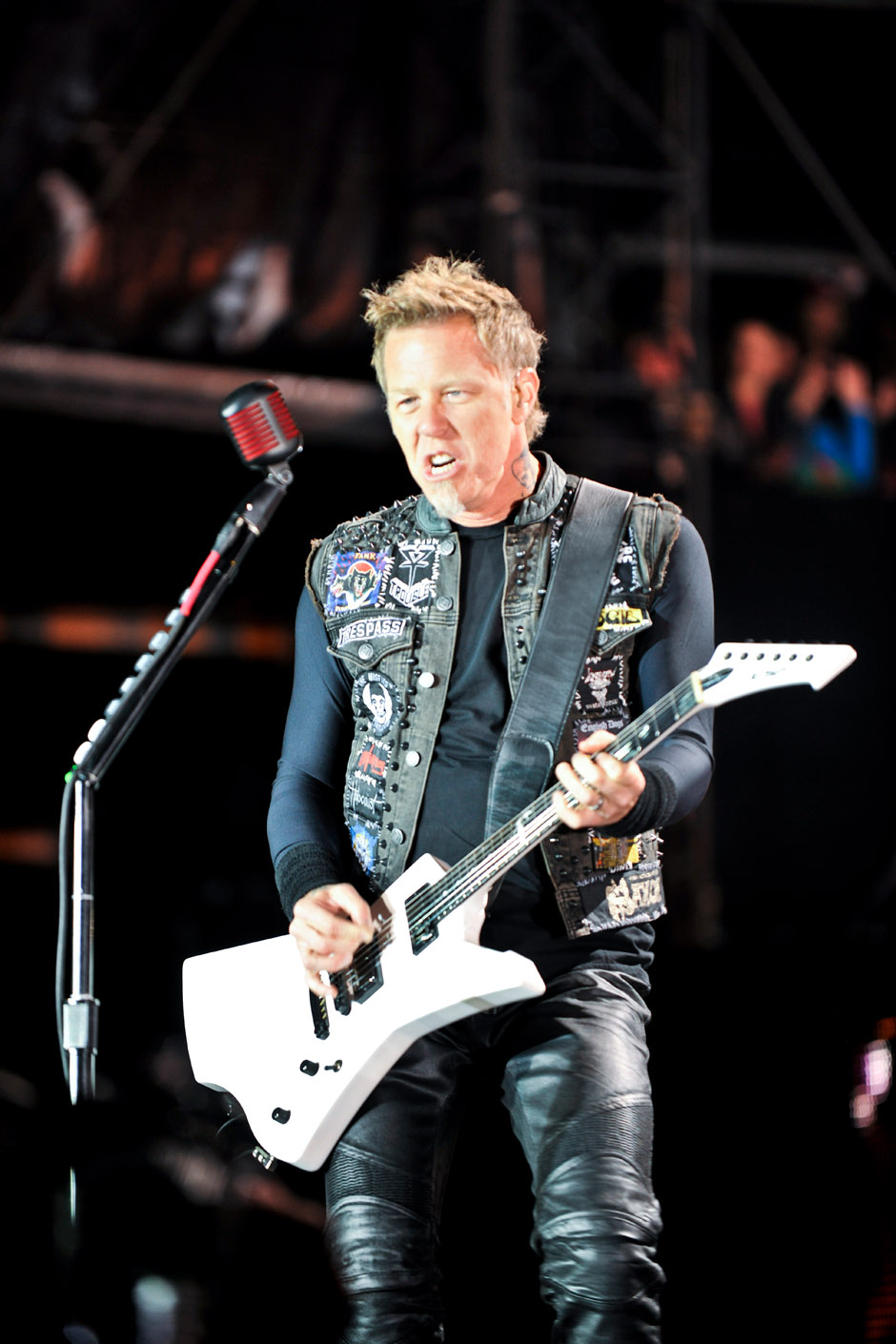 Metallica, Rock am Ring 2012