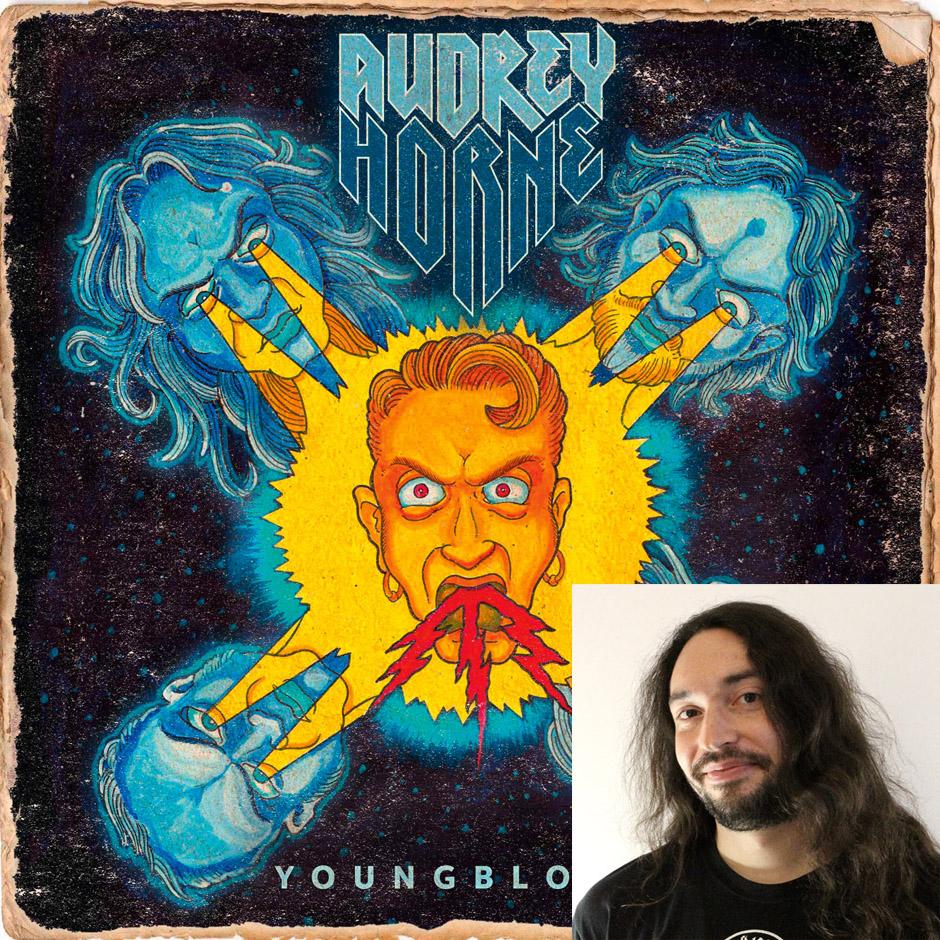 Kommentare zum Album des Monats im Februar 2012 YOUNGBLOOD von Audrey Horne