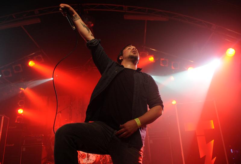 Callejon, Hamburg Metal Dayz 2012