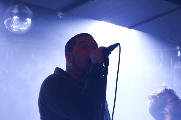 Chimaira, live, 02.04.2012 Berlin, Magnet-Club