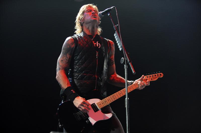 Duff McKagans Loaded, live, 30.11.2011 Hamburg, Alsterdorfer Sporthalle