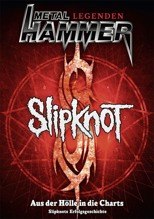 Slipknot-Sonderheft im METAL HAMMER August 2012