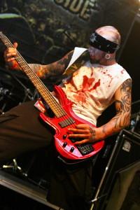 Wild Zombie Blast Guide live, Hell Inside 2012