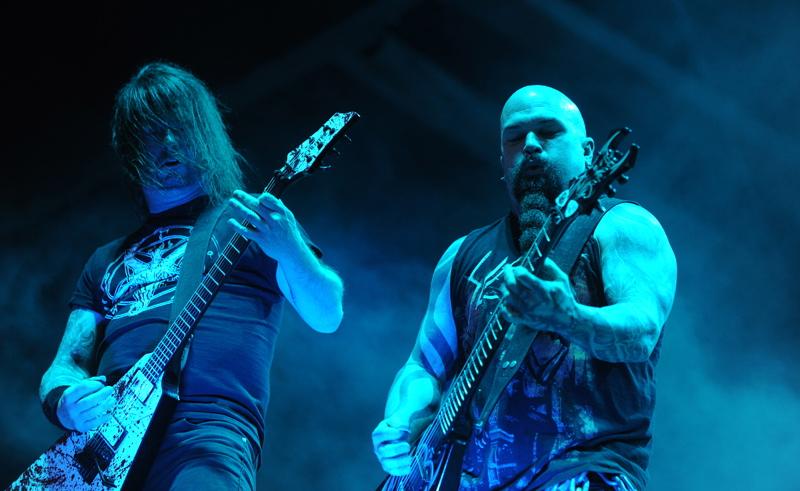 Slayer, live, Bang Your Head 2011