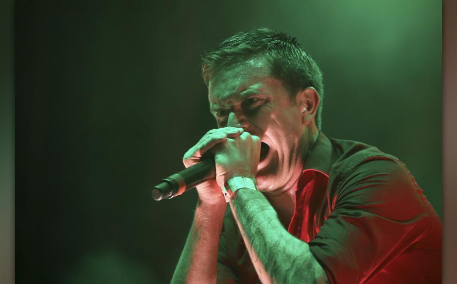 Heaven Shall Burn, Highflied Festival 2013