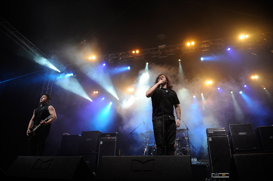 TheBrowning, With Full Force, 30.06.2012