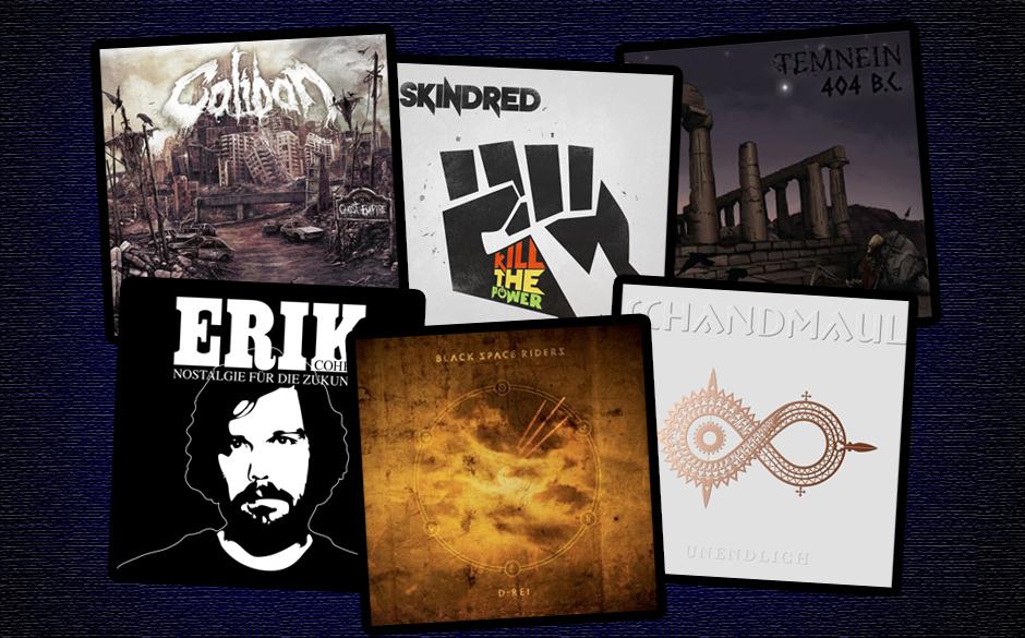 Die neuen Metal-Alben vom 24. Januar 2014 >>>