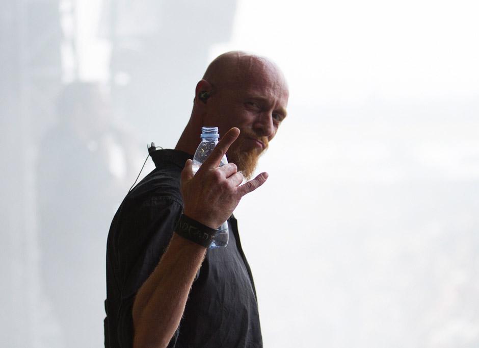 Van Canto live, Rock Harz 2013