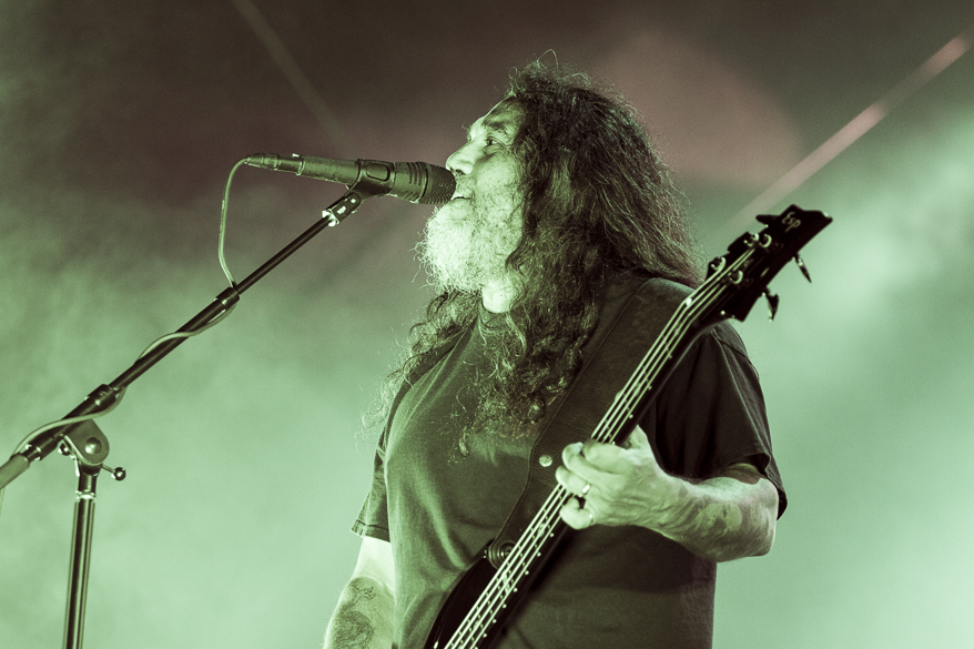Slayer live, Elbriot Festival 2013