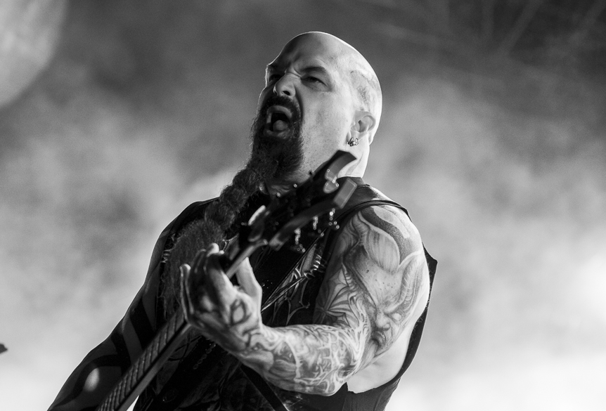 Slayer-Gitarrist Kerry King