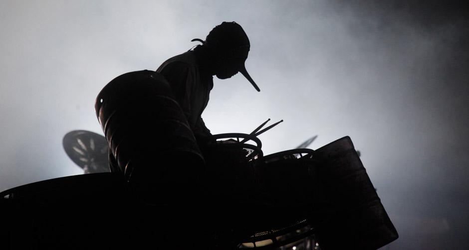 Slipknot, Graspop Metal Meeting 2013