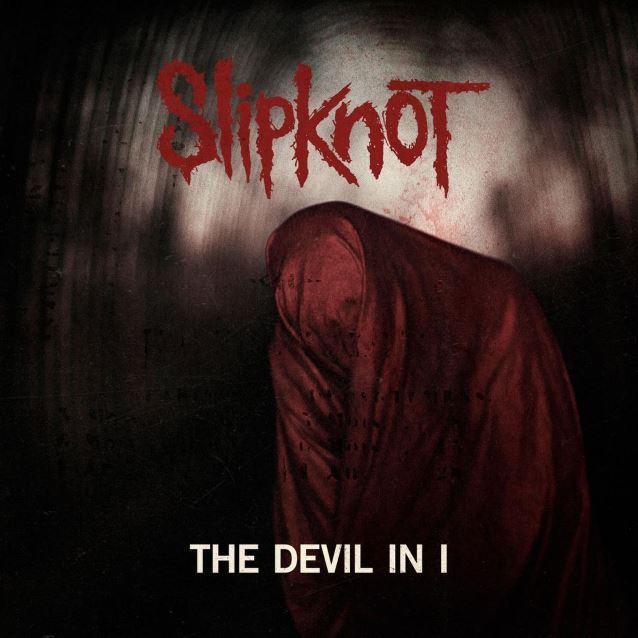 Slipknot 'The Devil In I' Singlecover