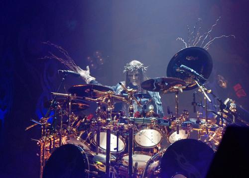 Slipknot live, 29.11.2008 München, Zenith