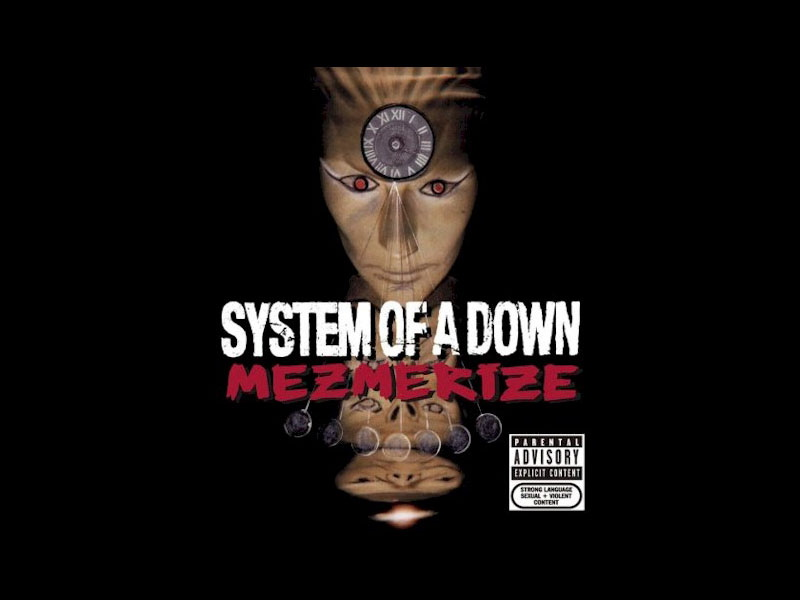 System Of A Down, Album Cover