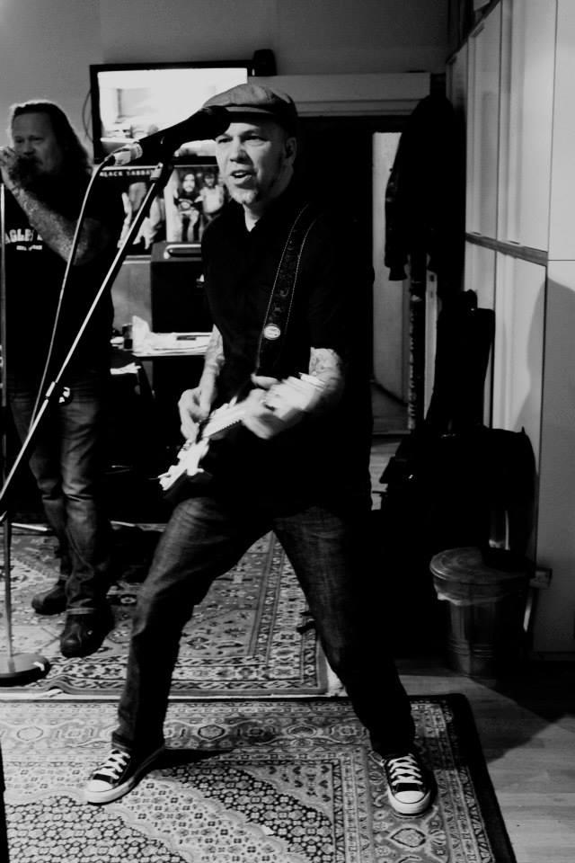 Böhse Onkelz im Proberaum, Mai 2014