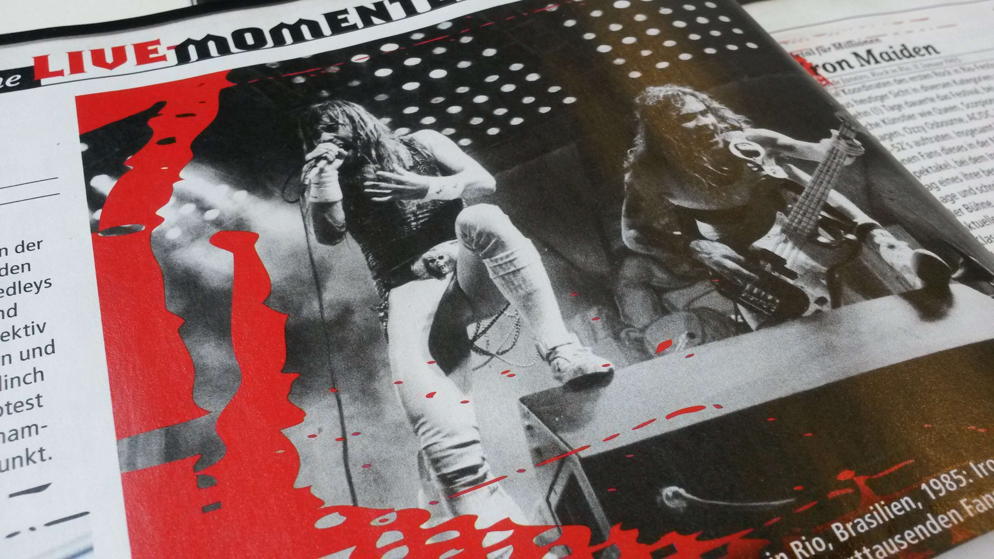 30 unvergessene Live-Momente aus METAL HAMMER-Ausgabe 06/2014