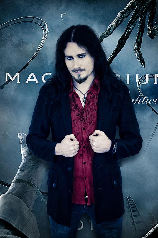 Nightwish, Tuomas Holopainen Promo Bild