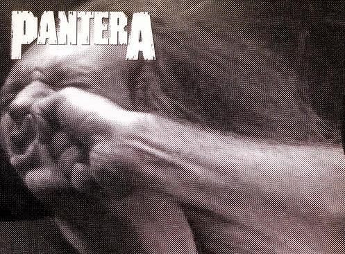 Pantera VULGAR DISPLAY OF POWER (1992)