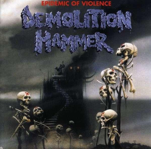Dmolition Hammer - Epidemic