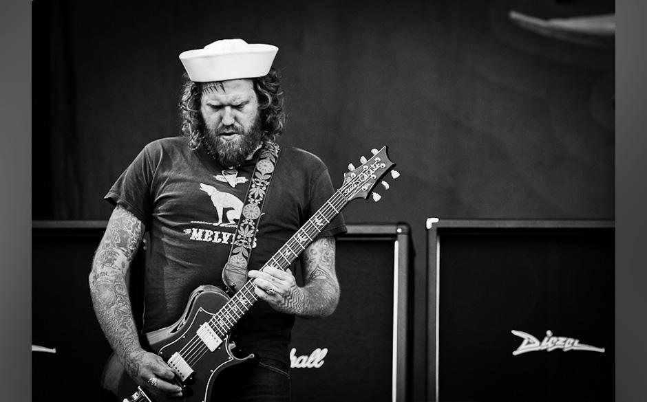 Riffgott: Brent Hinds (Mastodon)