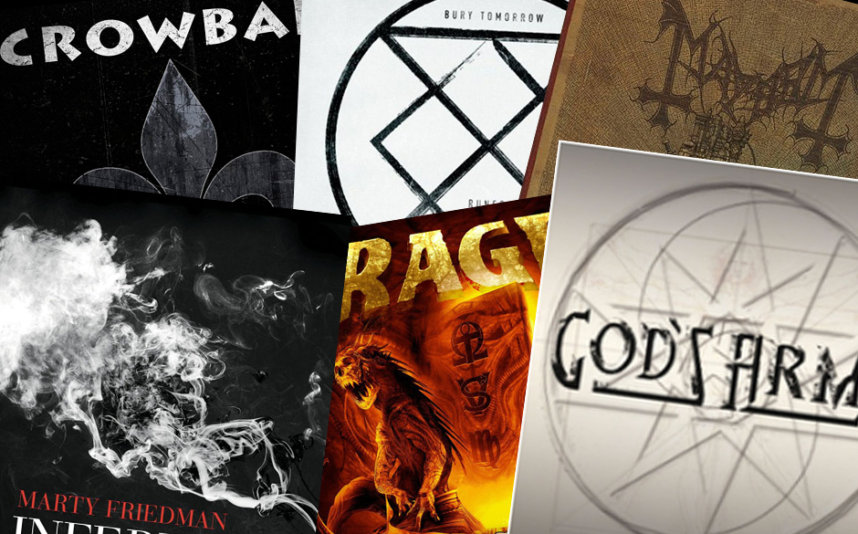 Das sind die neuen Metal-Alben vom 23.05.2014