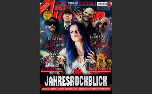 METAL HAMMER-Ausgabe Januar 2015