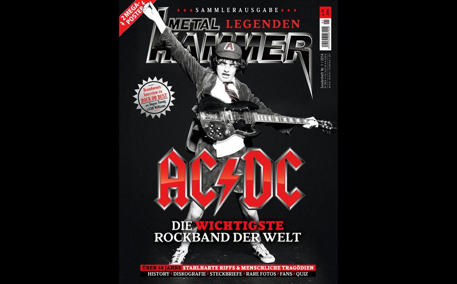 METAL HAMMER LEGENDEN: AC/DC