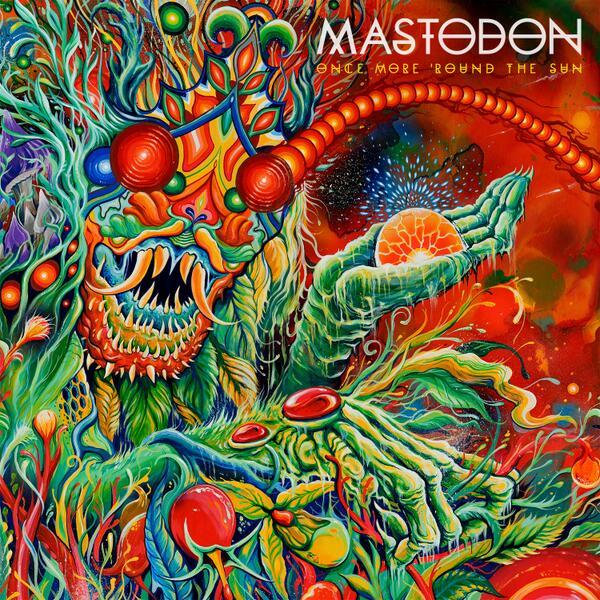 01. Mastodon ONCE MORE 'ROUND THE SUN 5,64