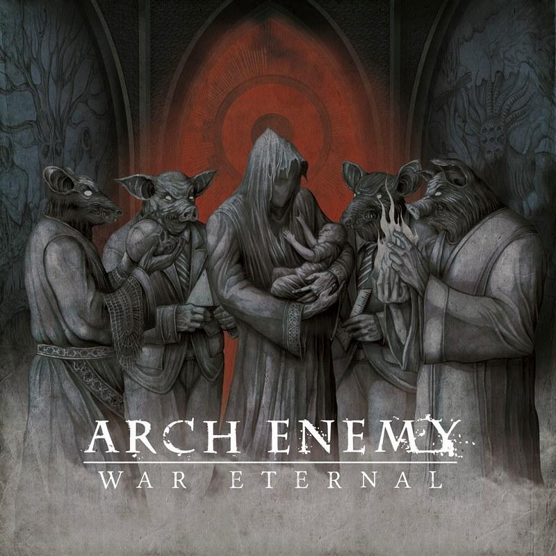 02. Arch Enemy WAR ETERNAL 5,33