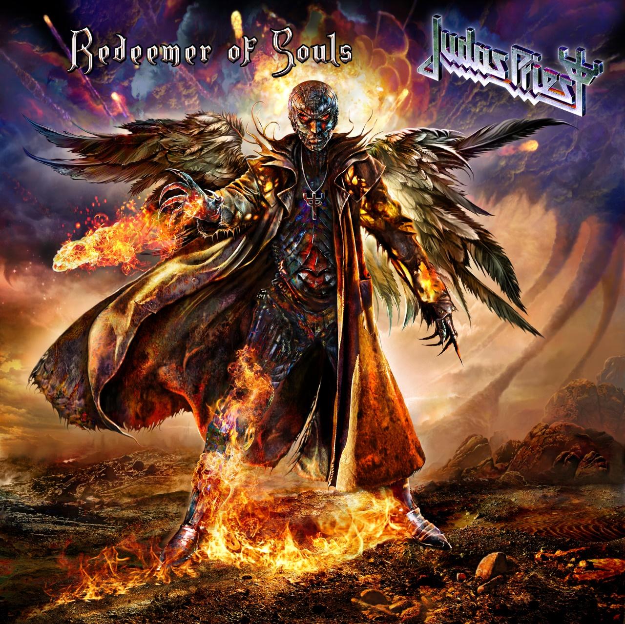 02. Judas Priest REDEEMER OF SOULS