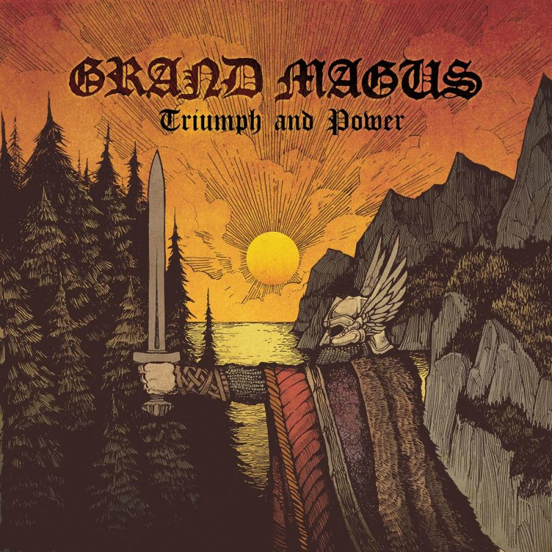 03. Grand Magus TRIUMPH AND POWER