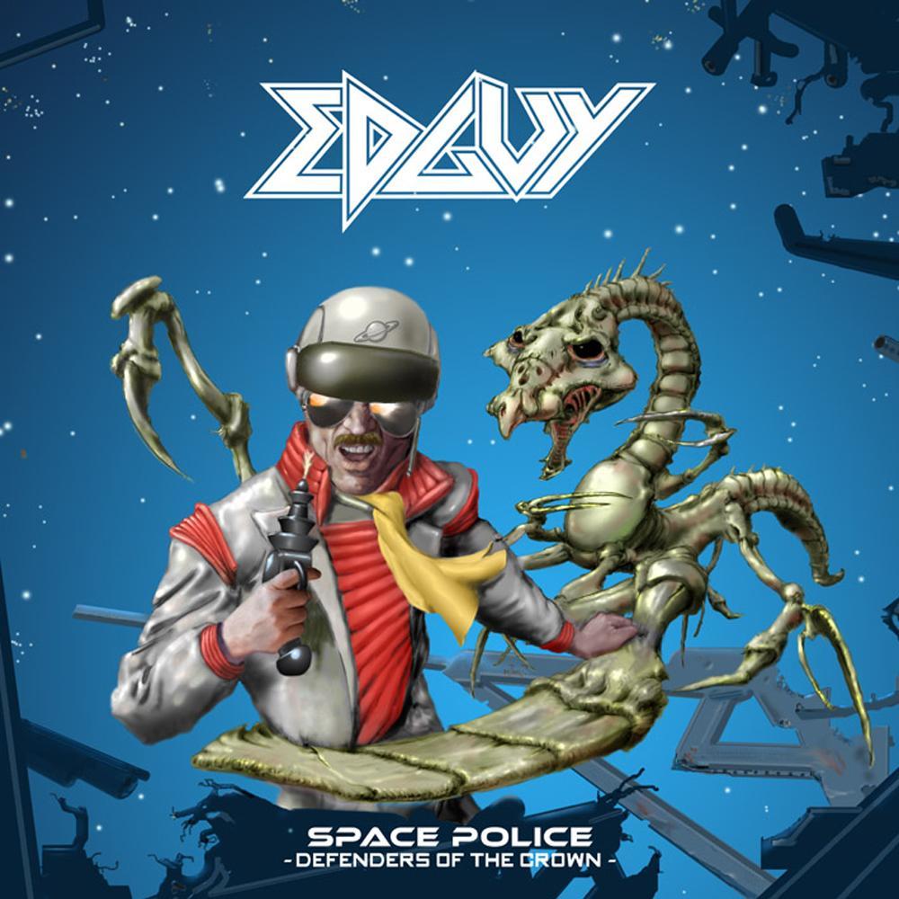 04. Edguy SPACE POLICE - DEFENDERS OF THE CROWN