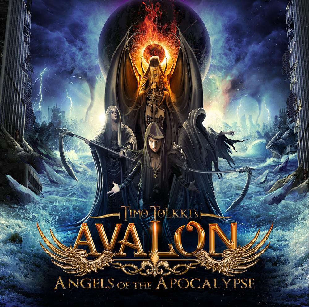 04. Timo Tolkki's Avalon ANGELS OF THE APOCALYPSE 2,33