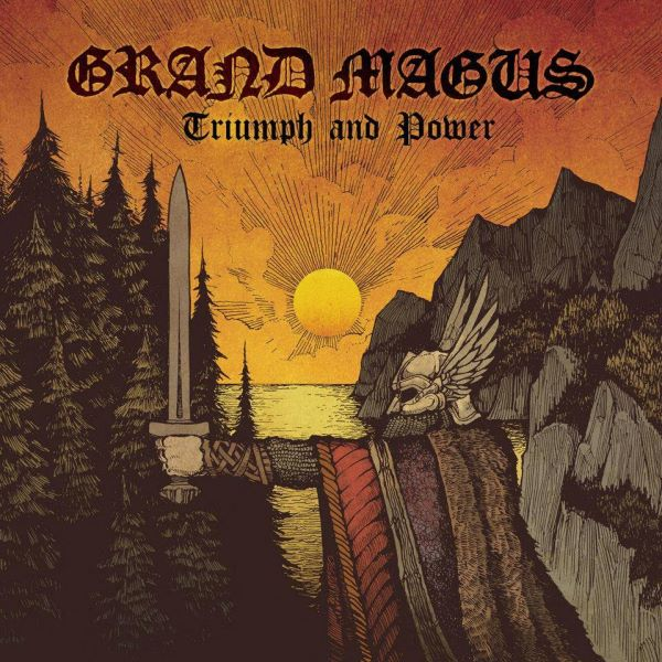 05. Grand Magus TRIUMPH AND POWER 5,07