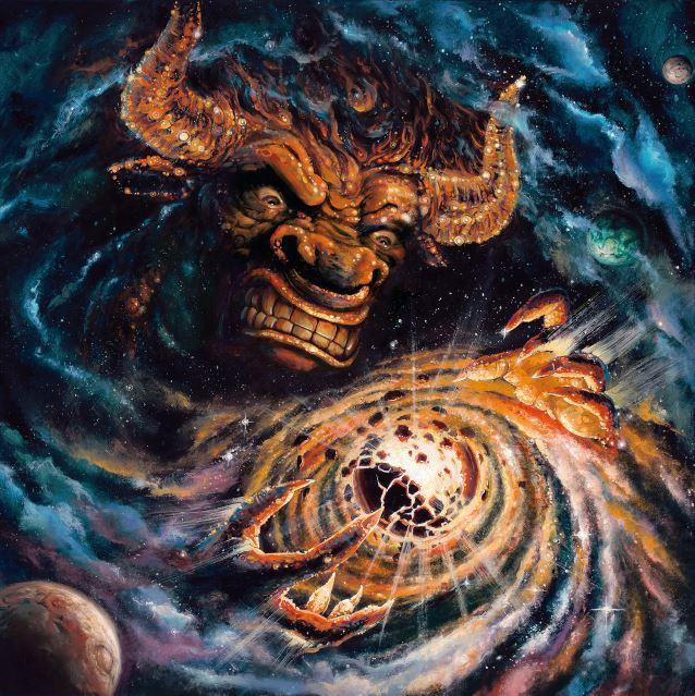06. Monster Magnet MILKING THE STARS