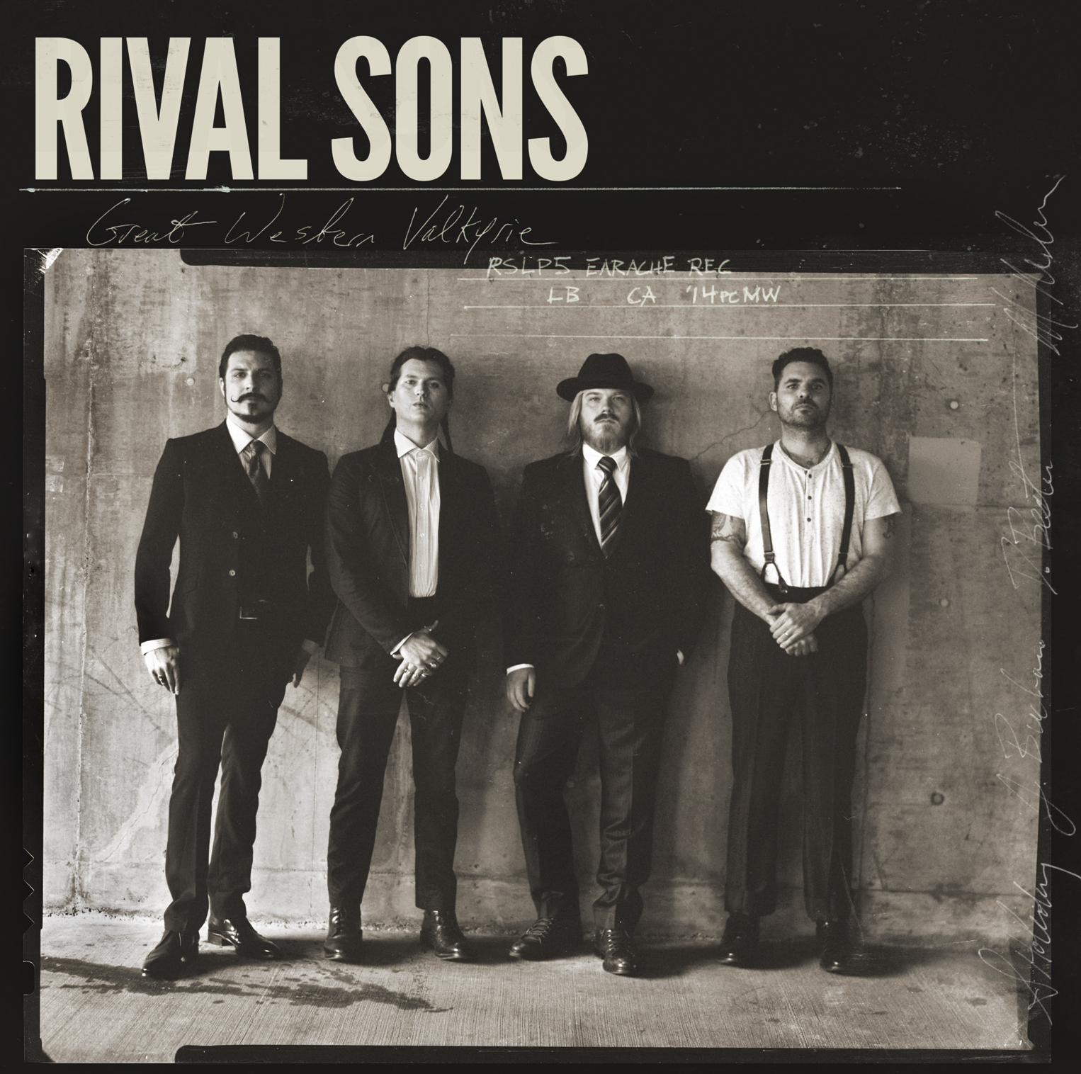 06. Rival Sons GREAT WESTERN VALKYRIE