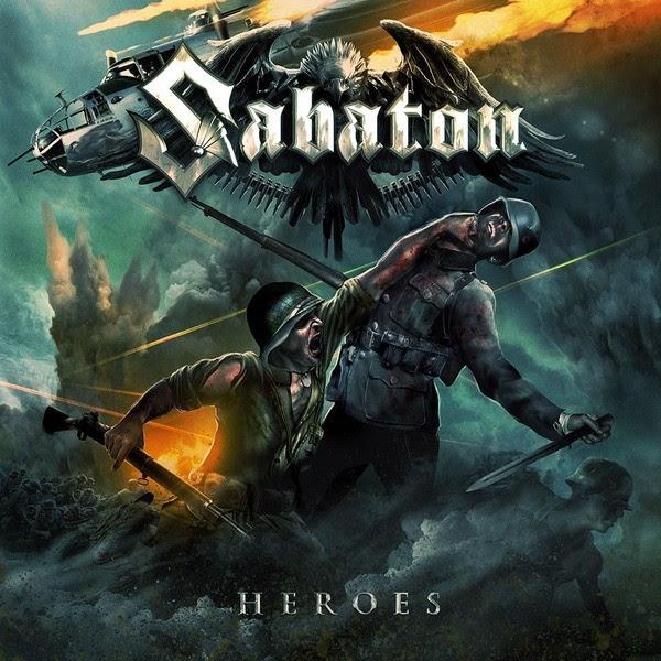 06. Sabaton HEROES