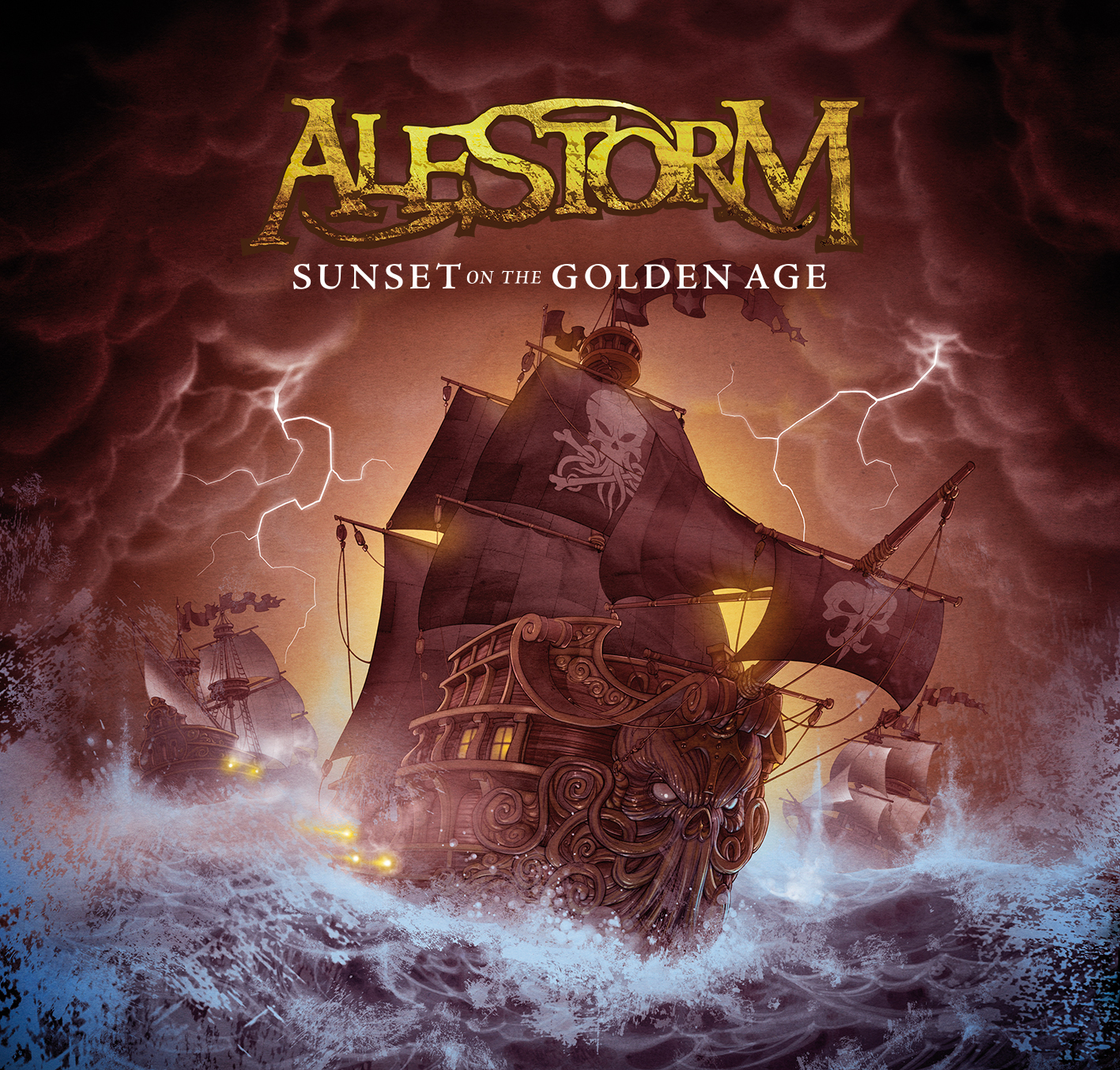 07. Alestorm SUNSET OF THE GOLDEN AGE