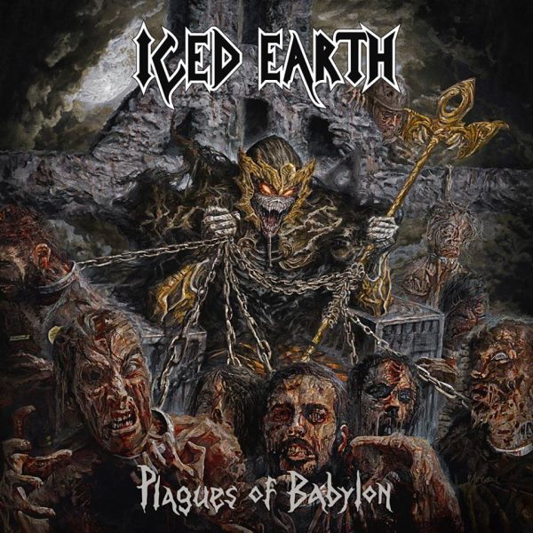 07. Iced Earth PLAGUES OF BABYLON