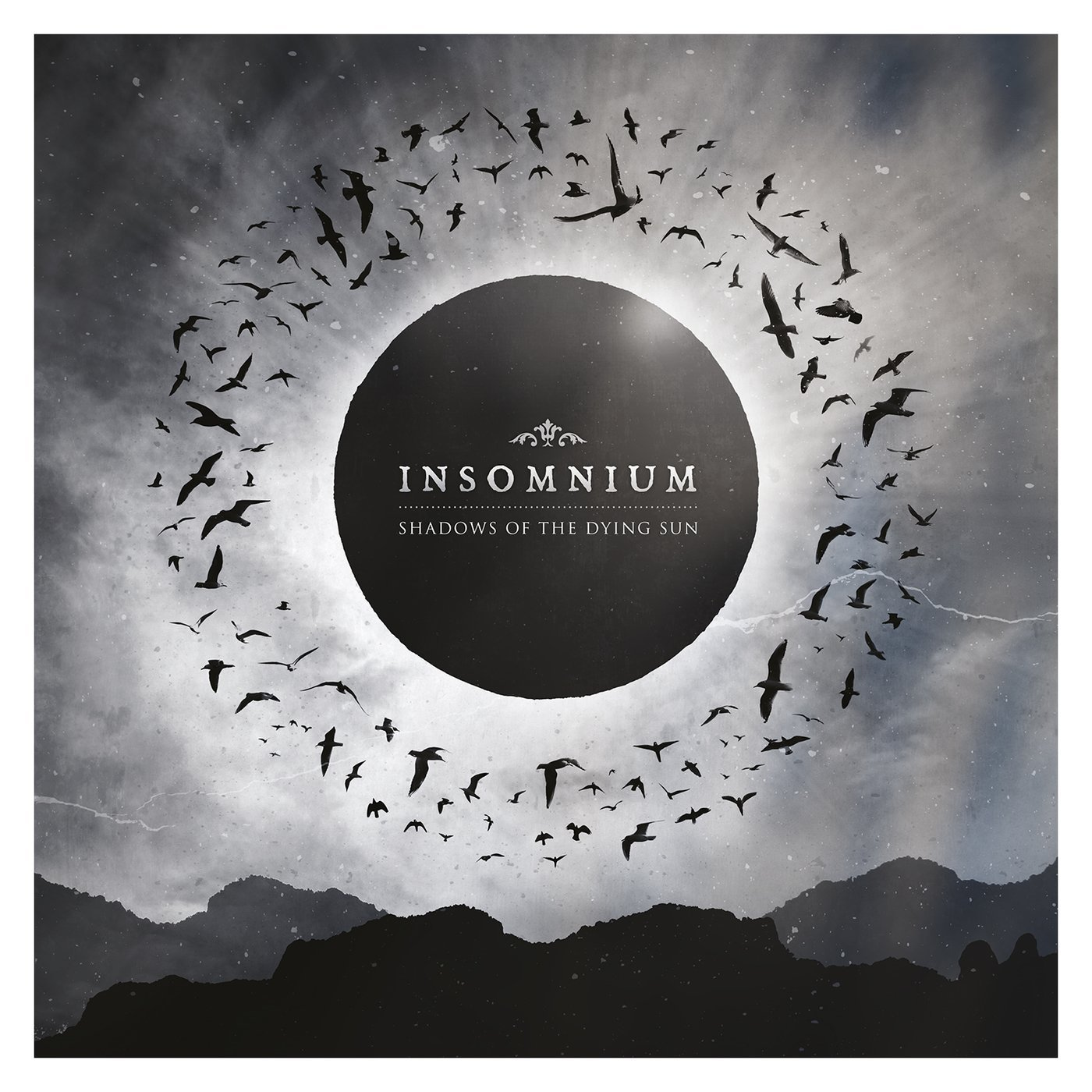 07. Insomnium SHADOWS OF THE DYING SUN 5,00